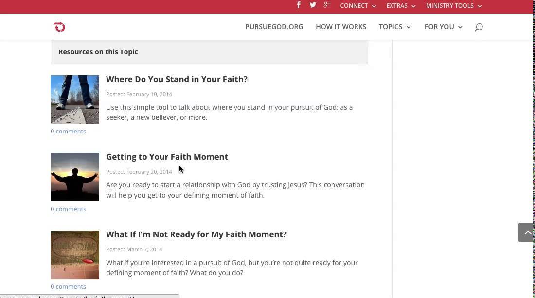 Wie man eine Sermonlink-Predigt predigt