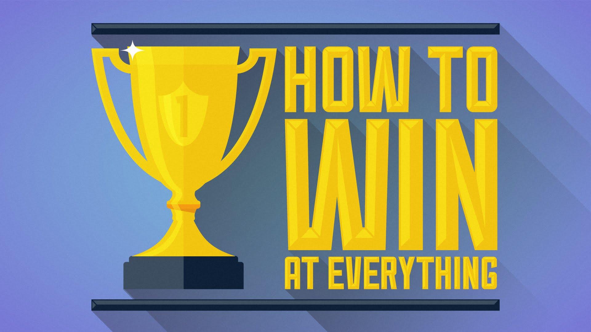 Cómo ganar en todo