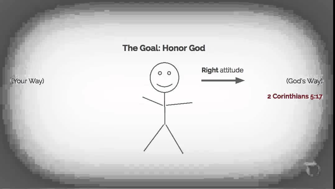 あなたの態度がキリスト教徒としてのあなたの人生にどのように影響するか