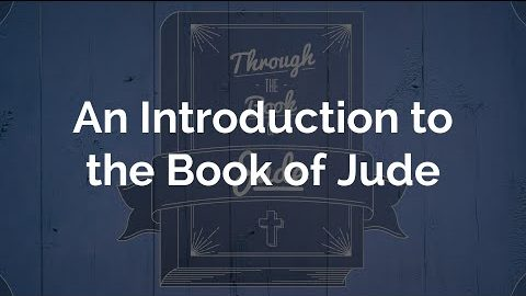 Introduction to the Book of Jude