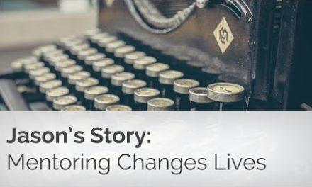 ジェイソン| メンターがどのように人生を変えるか