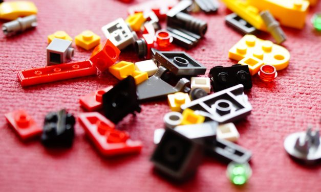 The LEGO Principle: 5 Keys to Connecting