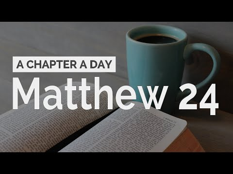 Matthew 24: Are You Ready for the End?