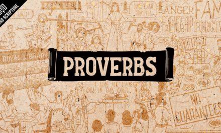 Lesen Sie die Schrift: Sprüche