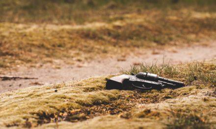 Ist es ok, dass ein Christ eine verdeckte Handfeuerwaffenlizenz hat?