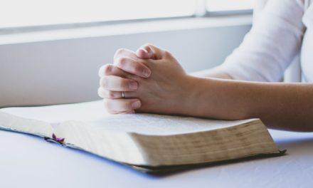 祈る方法を学ぶ