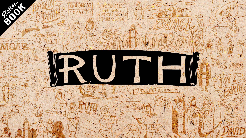 Un aperçu du livre de Ruth