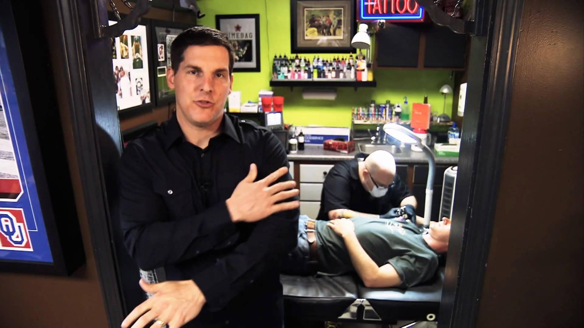 Should Christians Get Tattoos?