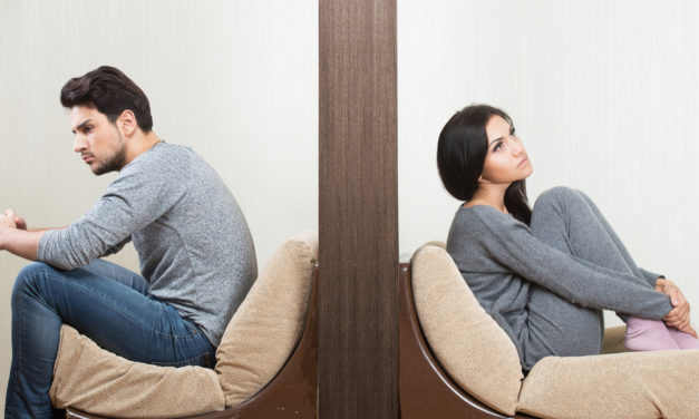 Four Signs That Your Marriage Is in Trouble