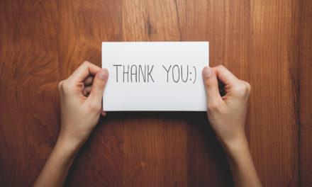 Khai thác sức mạnh của lòng biết ơn