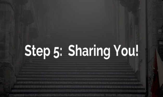 Steps to Recovery #5 | Sharing You