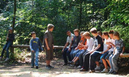 青少年指導者:弟子を作って弟子を作る
