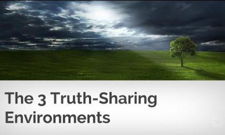 3真実共有環境