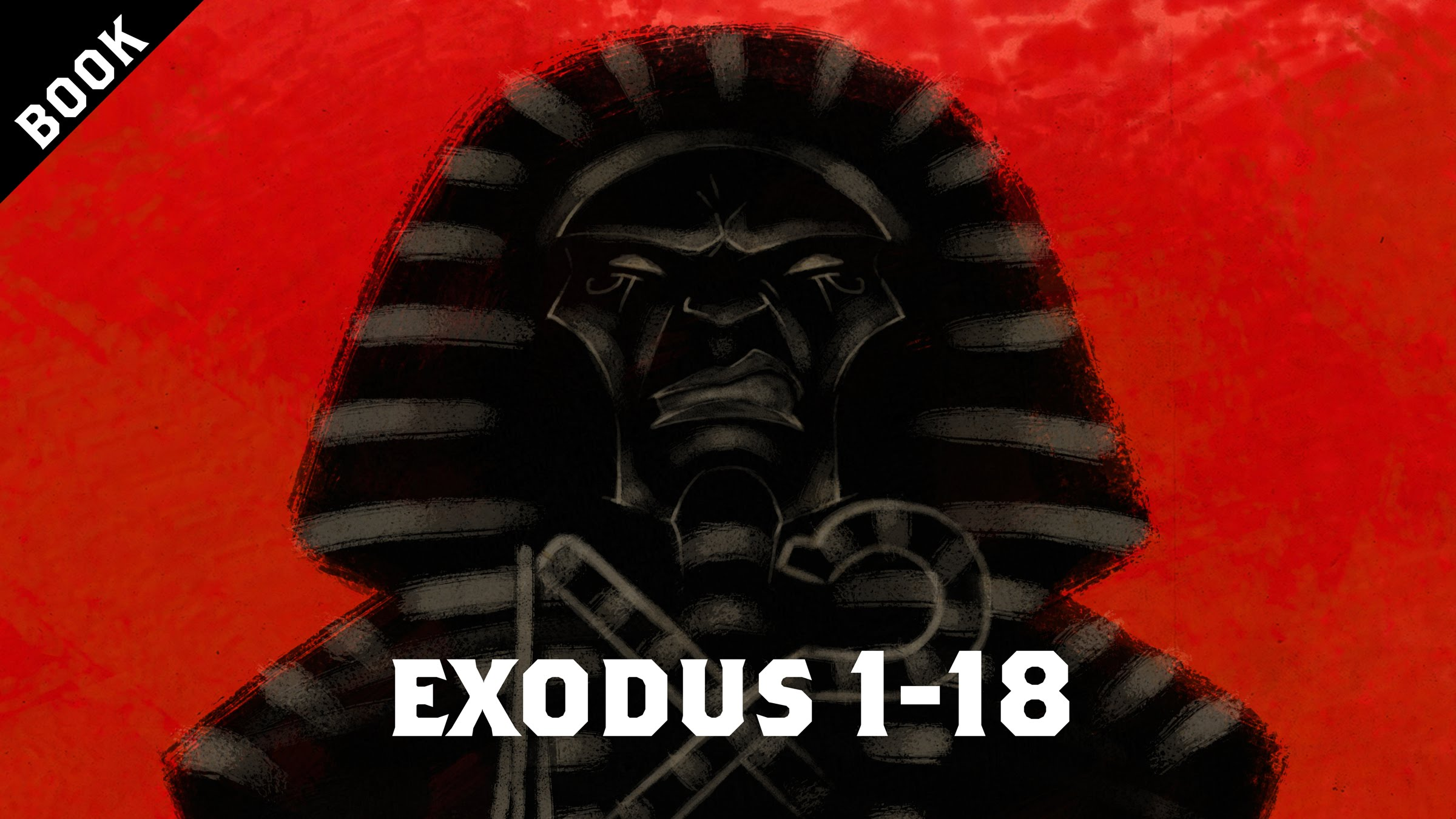The Book of Exodus Overview – Part 1 of 2
