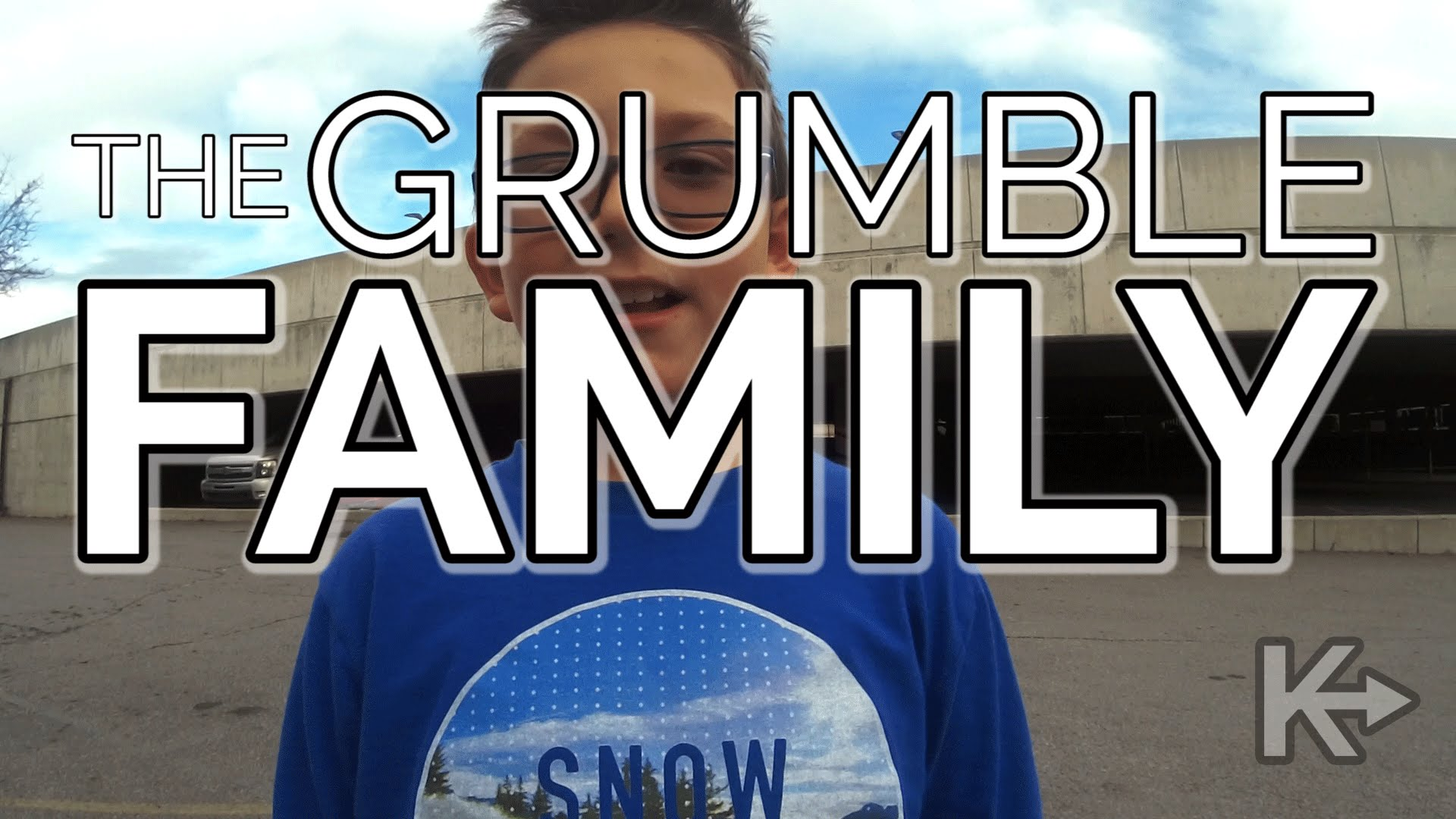 The Grumble Family (Niños)