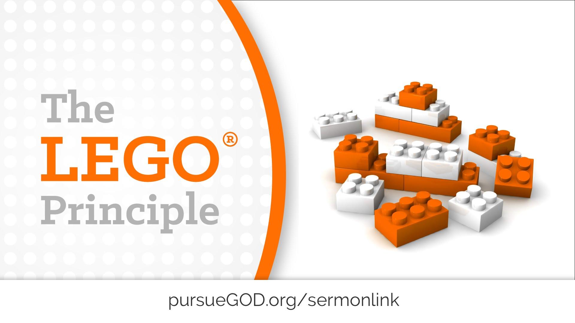 The LEGO Principle (Series)