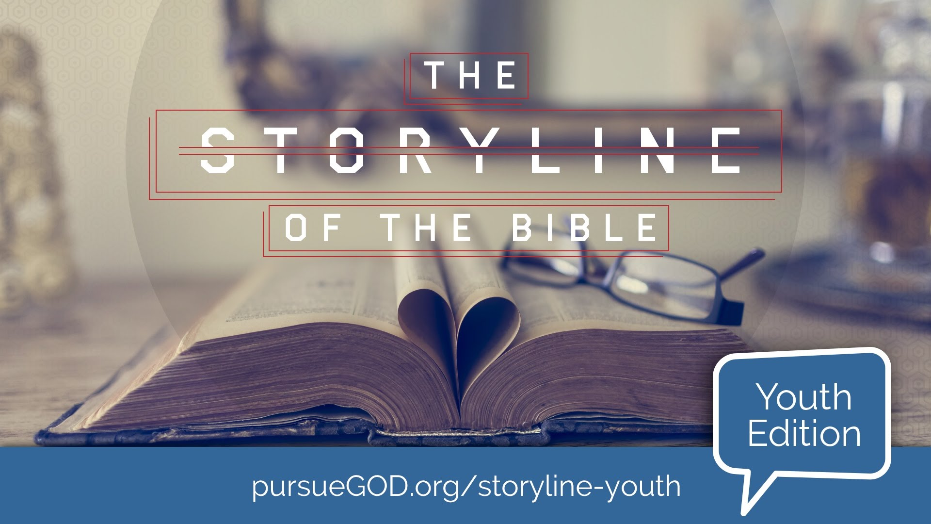 The Storyline of the Bible (Youth Series)