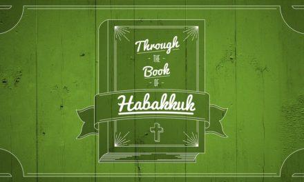 A través del Libro de Habacuc (Estudiantes)
