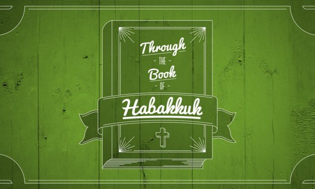 Through The Book of Habakkuk (Kids Series)