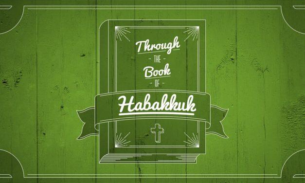 À travers le livre de Habakuk (série pour enfants)