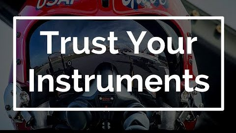 Trust Your Instruments