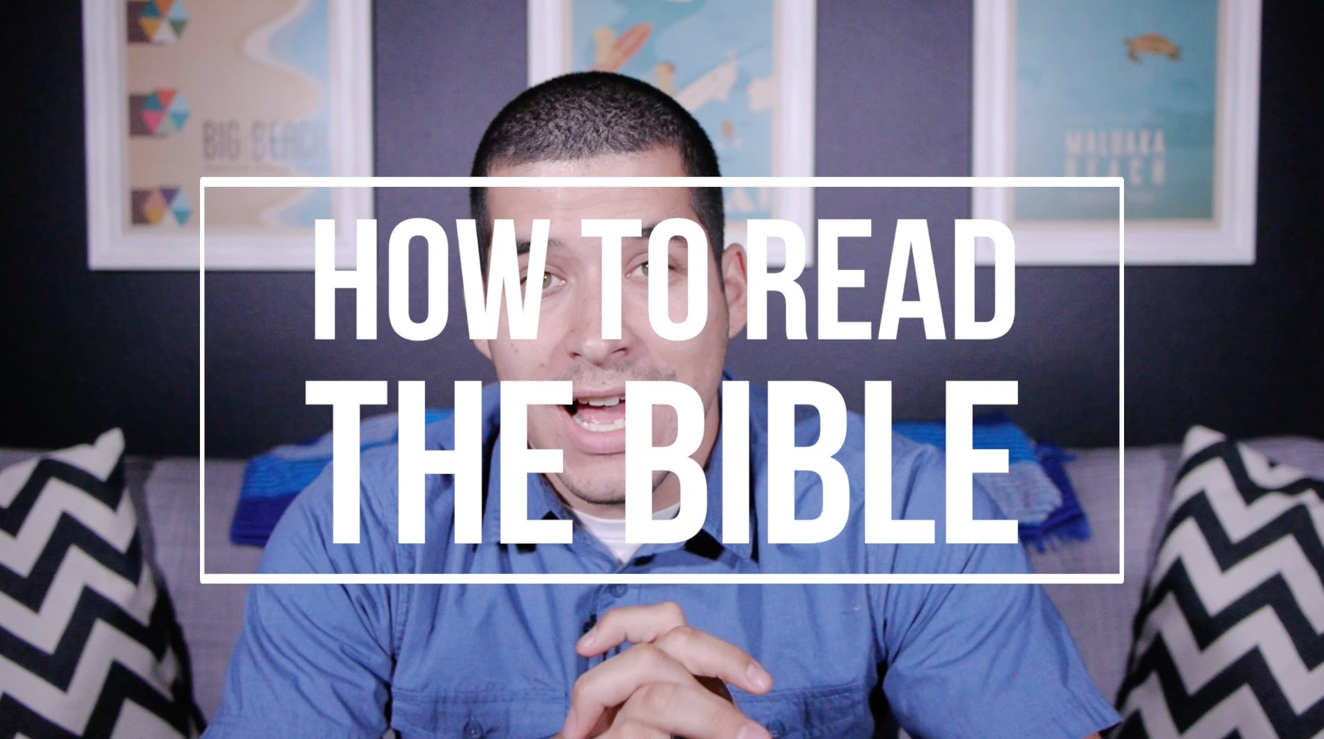 3 Tips on How to Read the Bible