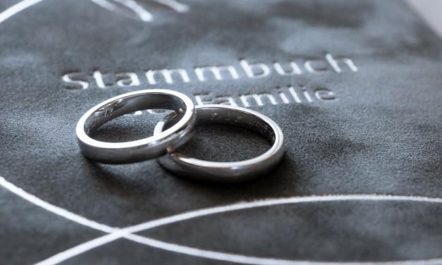 結婚の基本