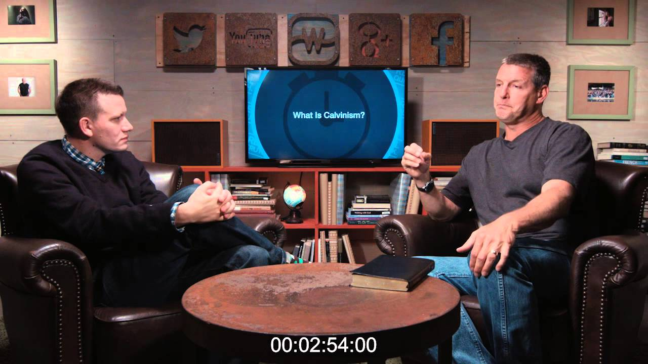 Calvinism Through the Eyes of a Calvinist