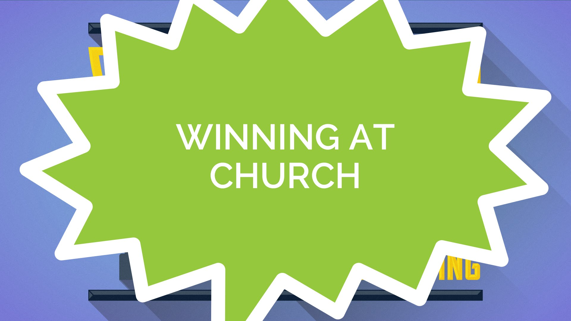 Winning at Church | How to Win at Everything #1 (Kids)