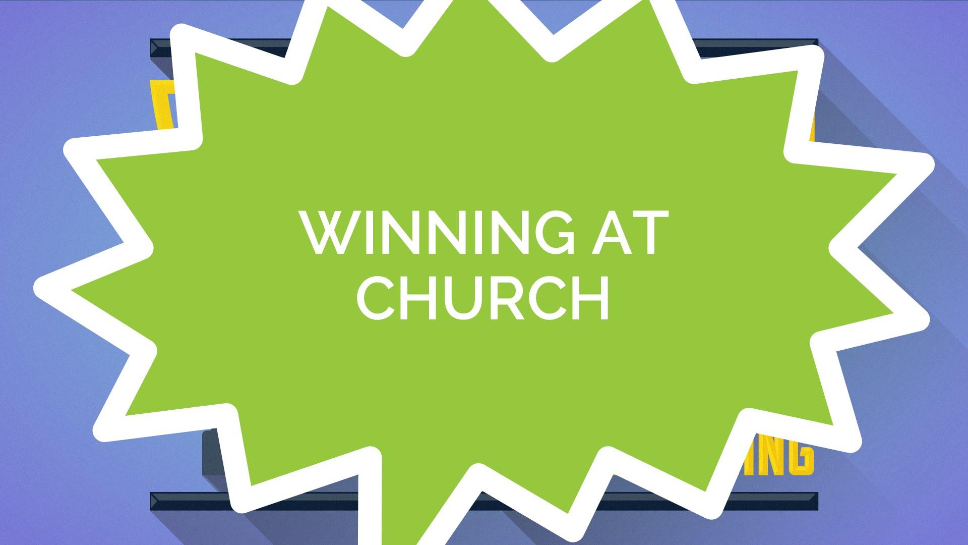 教会で勝つ| すべてで勝つ方法#1(子供)
